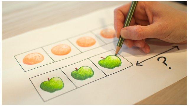 Green apples - maths problems